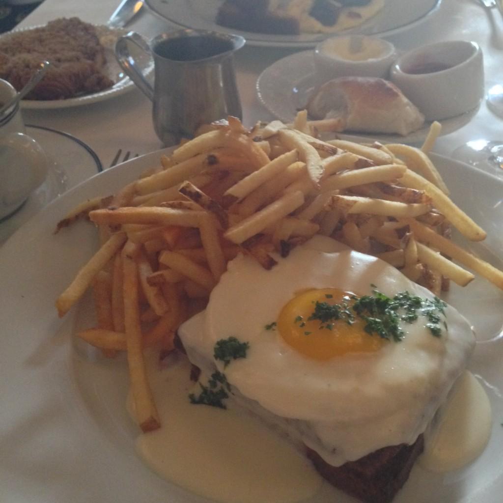 Breakfast at Bouchon Bistro