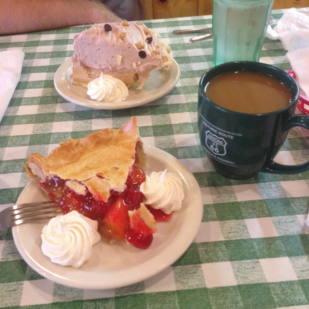 Pie at Pine Country Kitchen