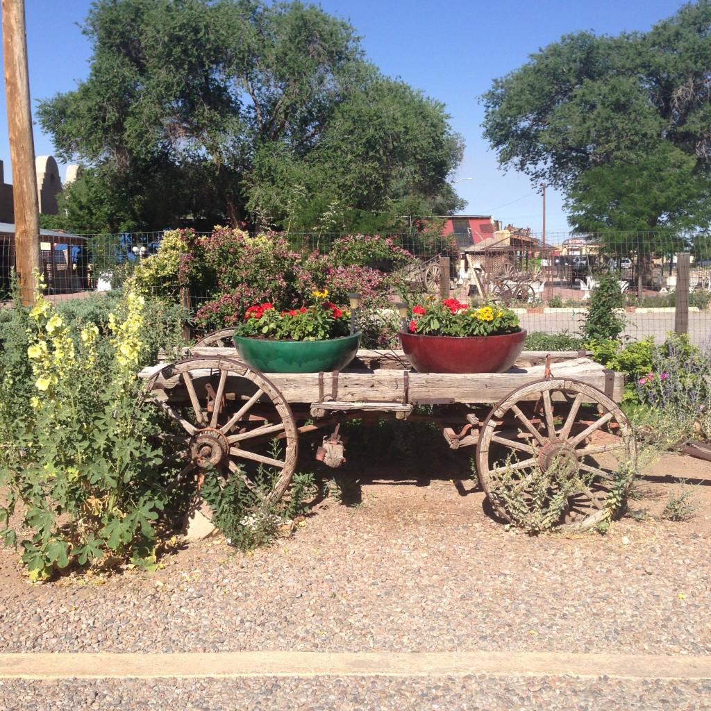 Silver Saddle Motel in Santa Fe